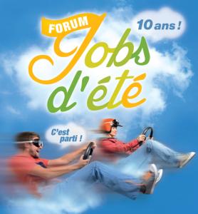Espace international au forum jobs d'été @Lorient @ Lorient