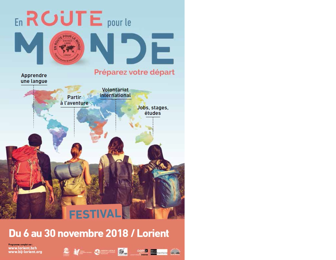 Festival En Route Pour Le Monde du 6 au 30 novambre @Lorient @ Lorient